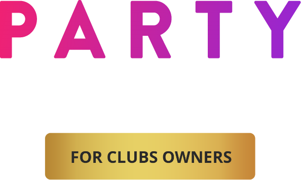 Party App Club Owner Logo