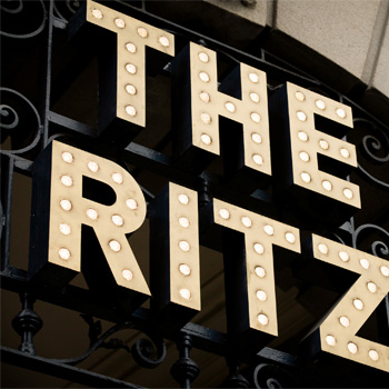 Our office is near The Ritz