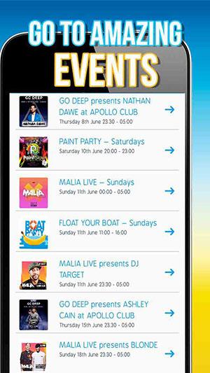 Malia Life Screen 5