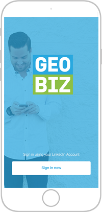 Geobiz splash screen