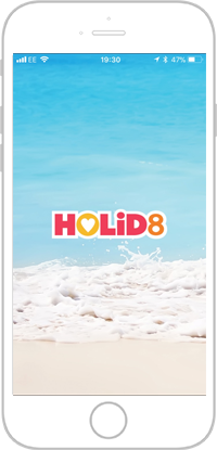 HOLiD8 portfolio screen 1