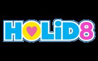 Holid8 Logo