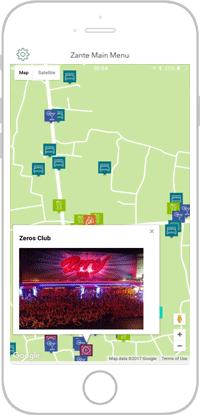 Club Life Portfolio Screen 11
