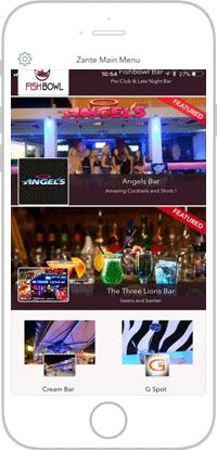 Club Life Portfolio Screen 12