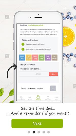 tutorial screen detox pro app 7