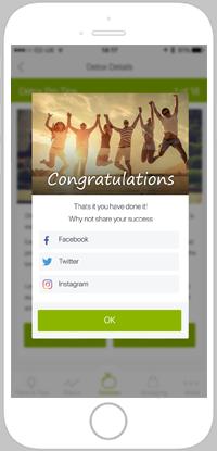 detox pro app portfolio screen 6